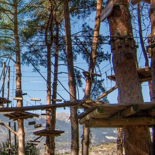 Abenteuerpark Sion 10
