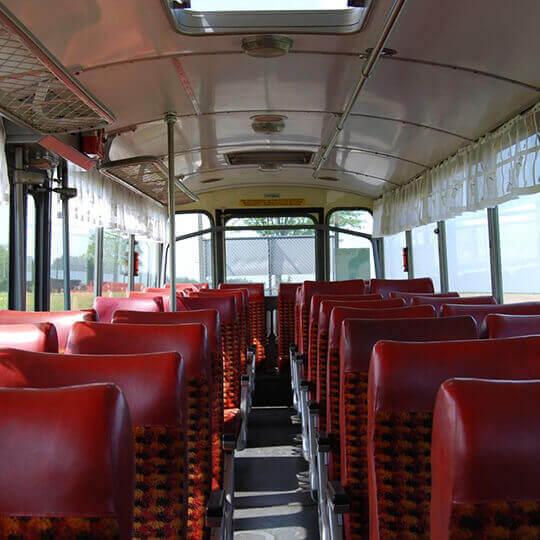 Schwyzer Poschti - Oldtimer-Busfahrten im Rheinland 10