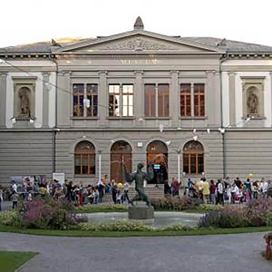 Vorschaubild zu Kunstmuseum St.Gallen