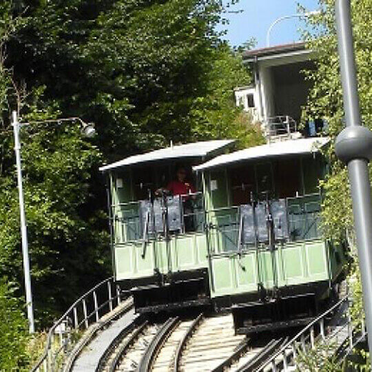 Funiculaire von Fribourg 10
