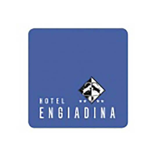 Logo zu Hotel Engiadina Zuoz