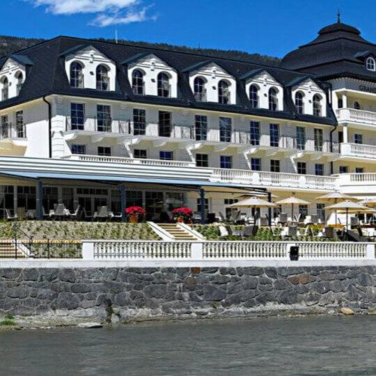 Grandhotel Lienz***** in Tirol, mit höchstem Anspruch  10