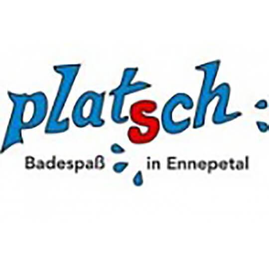 Logo zu Platsch
