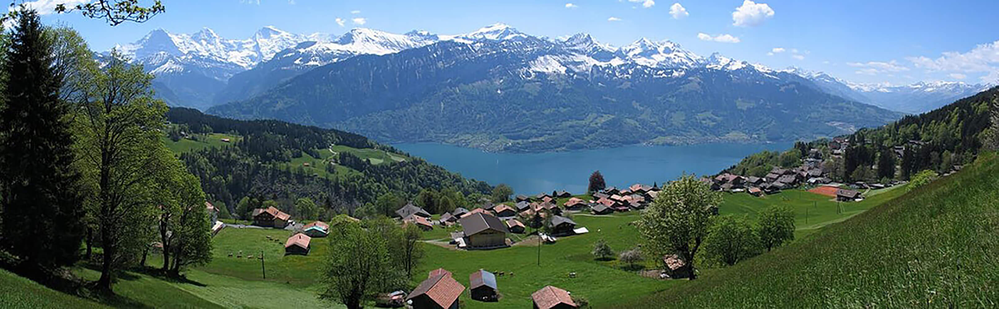 Beatenberg im Berner Oberland 1
