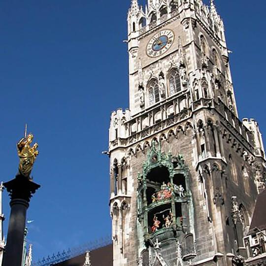 Vorschaubild zu Neues Rathaus München