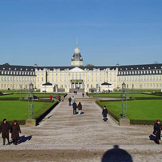 Vorschaubild zu Schloss Karlsruhe