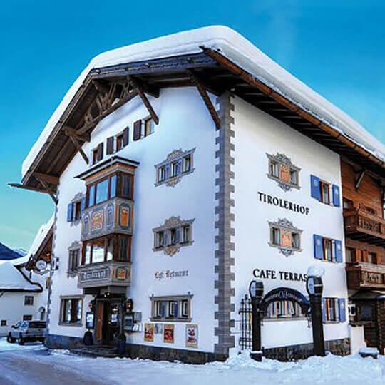 Tirolerhof - 3 Sterne Hotel in Serfaus
