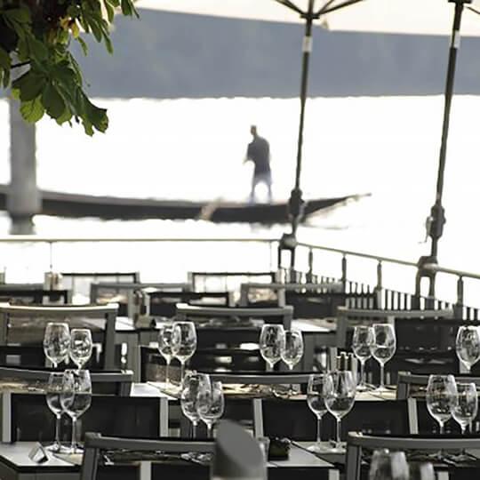 Vorschaubild zu Willkommen im Restaurant Paradies - AMBIENTE AM RHEIN