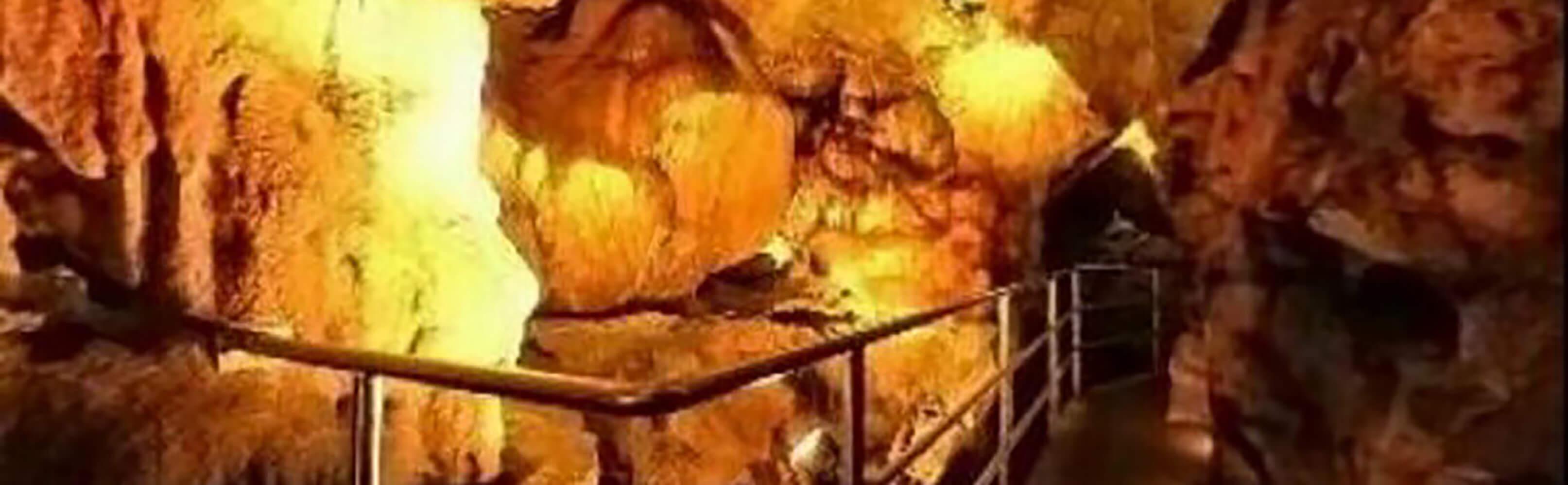 Tropfsteinhöhle Griffen 1