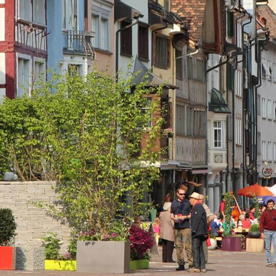 Altstadt von Altstätten 10