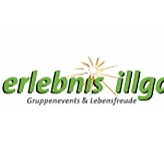 Logo zu erlebnis illgau gmbh - Gruppenevents & Lebensfreude