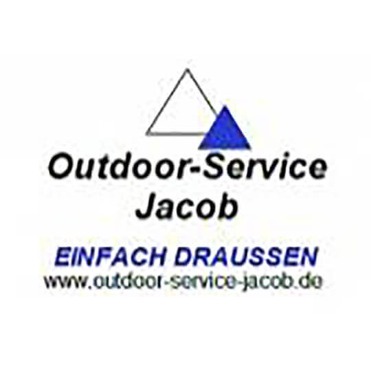 Logo zu Meran, Südtirol, Outdoor-Service-Jacob