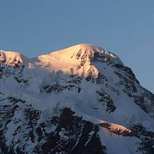 Breithorn Besteigung (4164 müM) Zermatt