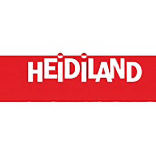 Logo zu Ferienregion Heidiland