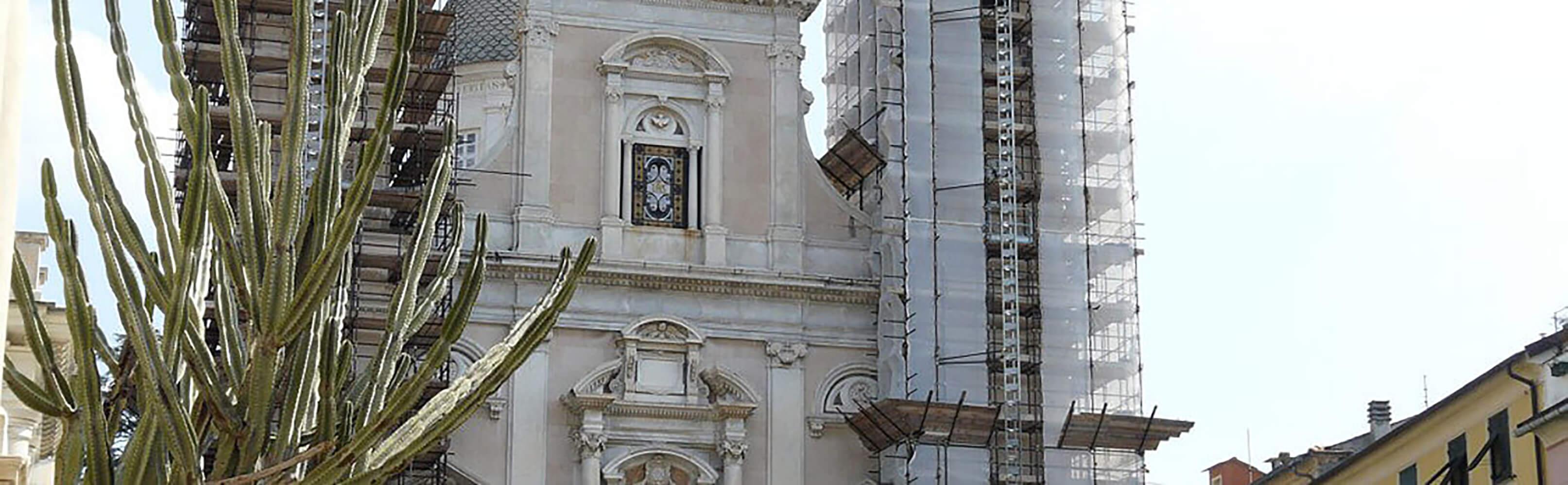 Basilika Santo Stefano 1