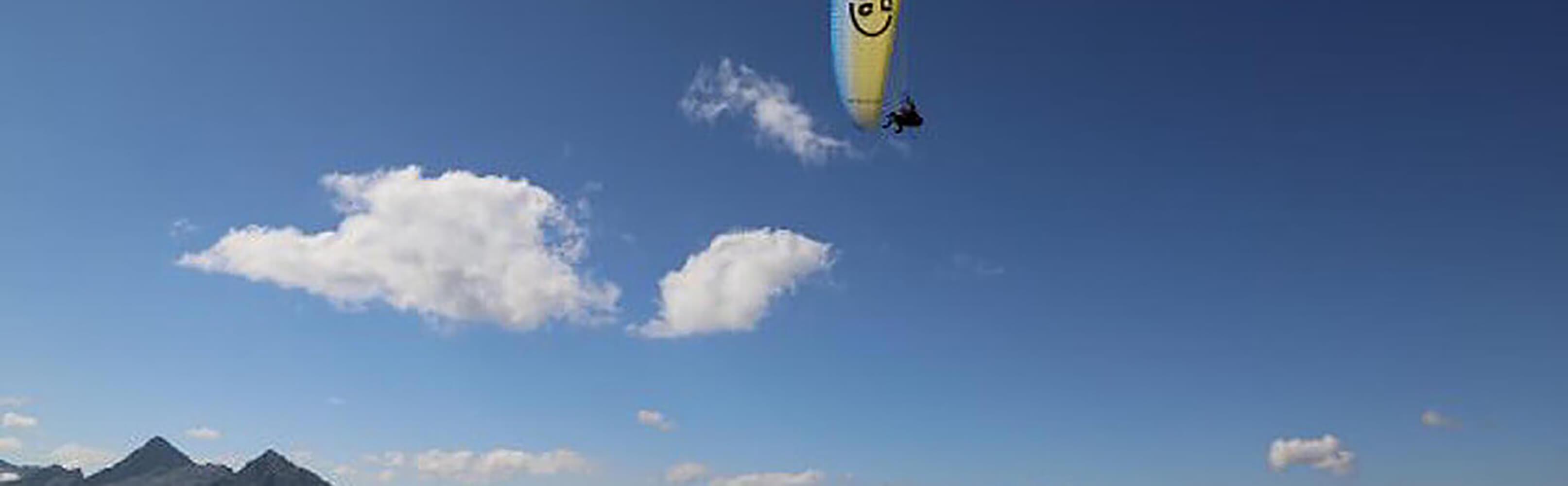 Air-Davos Paragliding 1