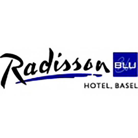 Logo zu Radisson Blu Hotel, Basel
