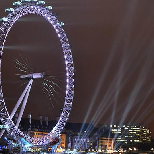 Vorschaubild zu London Eye