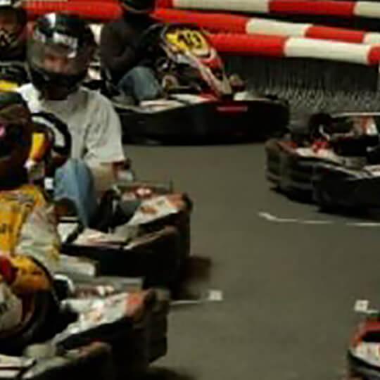 Vorschaubild zu Indoor-Kartbahn Wittlich
