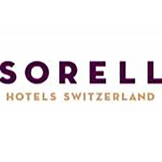 Logo zu Sorell Hotels Switzerland - 17 Mal einzigartig und individuell