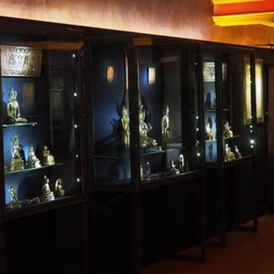 Tibet Museum - Fondation Alain Bordier Gruyères 10