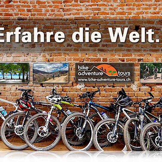 Vorschaubild zu bike adventure tours