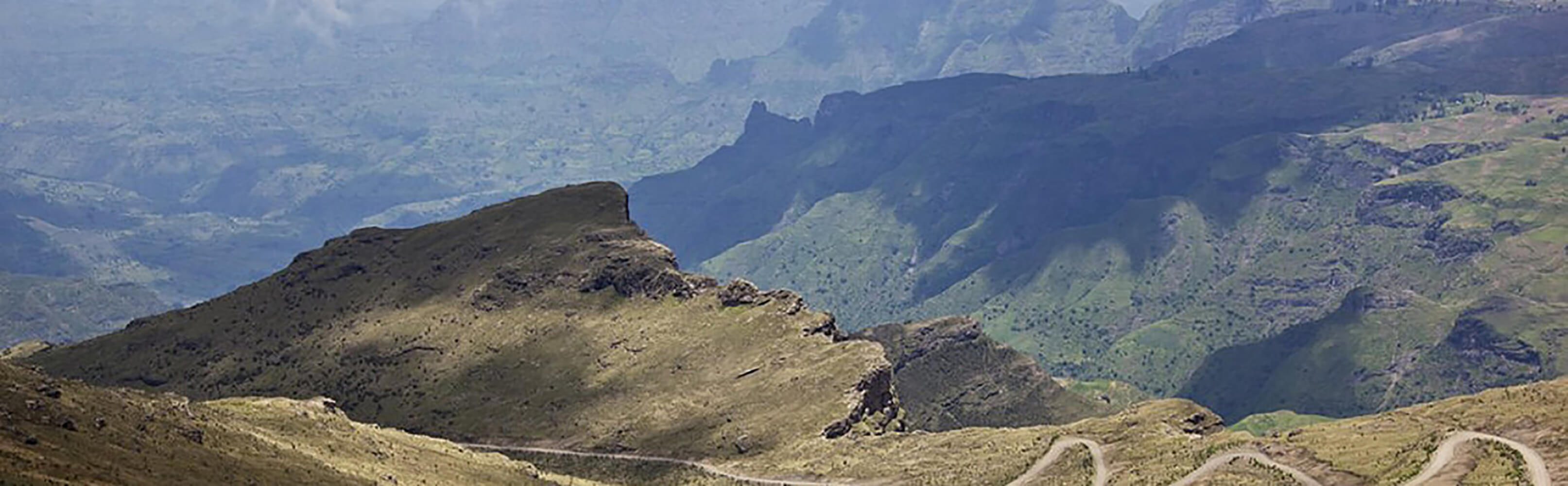 Nationalpark Simien Mountains 1