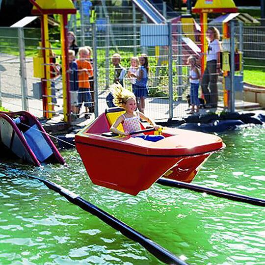 Vorschaubild zu Wild- und Freizeitpark Allensbach – der Action-Park am Bodensee.