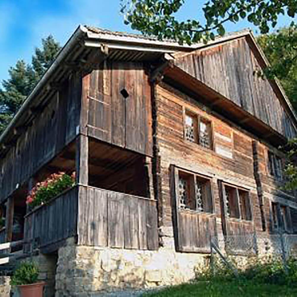 Bäuerliches Wohnmuseum Schellenberg