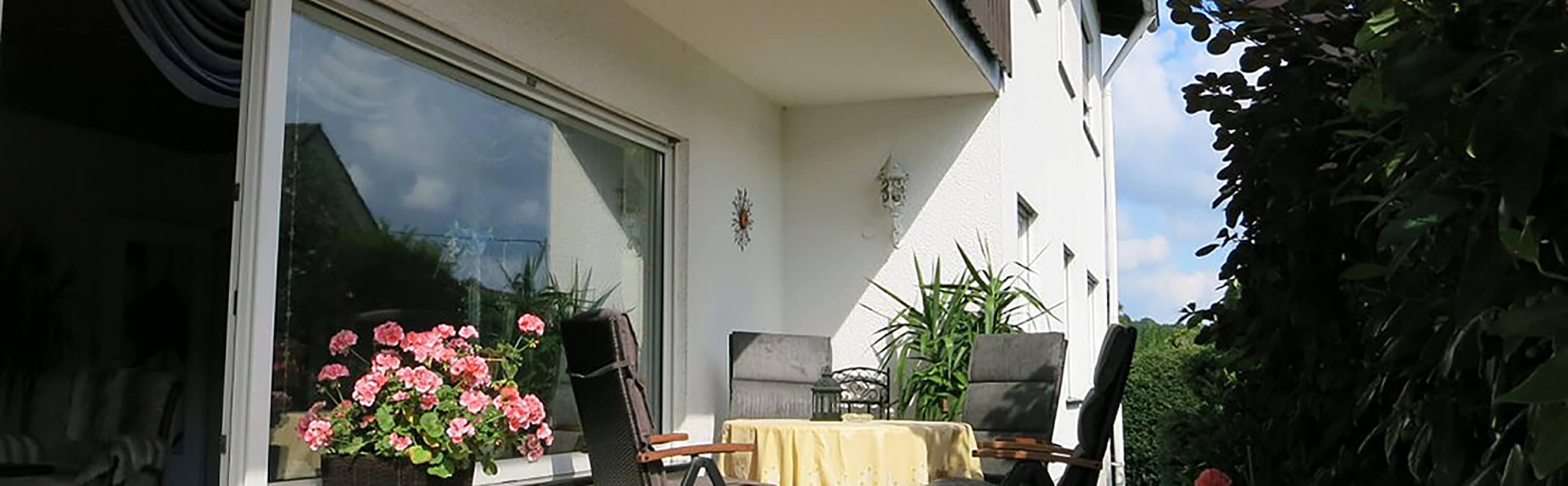 Ferienwohnung **** Am Bosenberg in St. Wendel, Nähe Bostalsee, Saarland 1