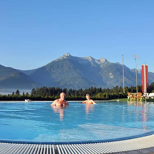 Vorschaubild zu Ferienhotel Glocknerhof **** - Berg im Drautal