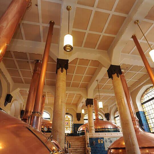Brauerei Feldschlösschen in Rheinfelden 10
