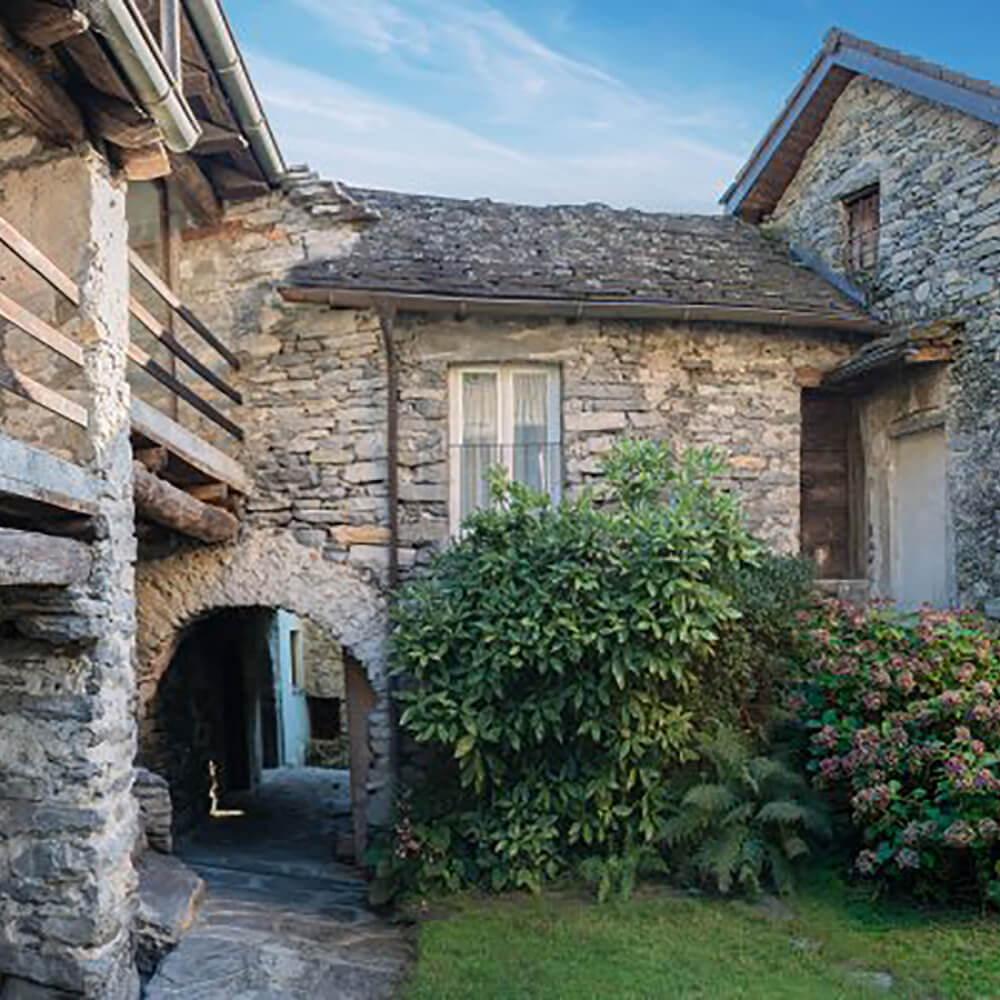 Casa Peri - Rustico im Tessin