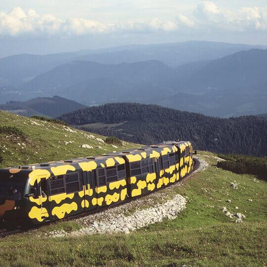 Schneeberg - das Paradies der Blicke 10
