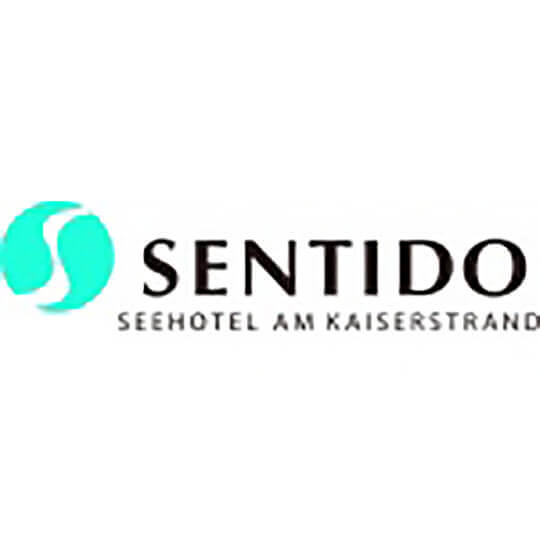 Logo zu Herzlich Wilkommen im SENTIDO Seehotel Am Kaiserstrand