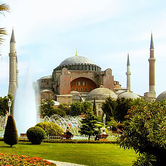 Vorschaubild zu Hagia Sophia