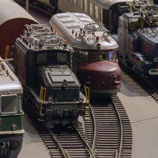 Musée du fer et du chemin de fer Vallorbe 10