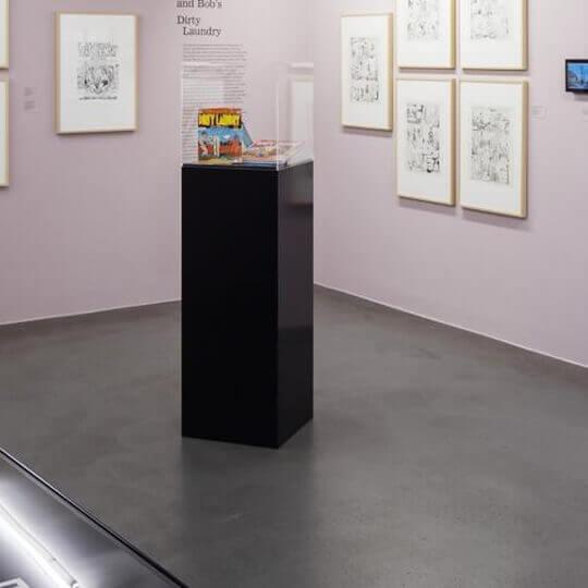 Cartoonmuseum Basel 10