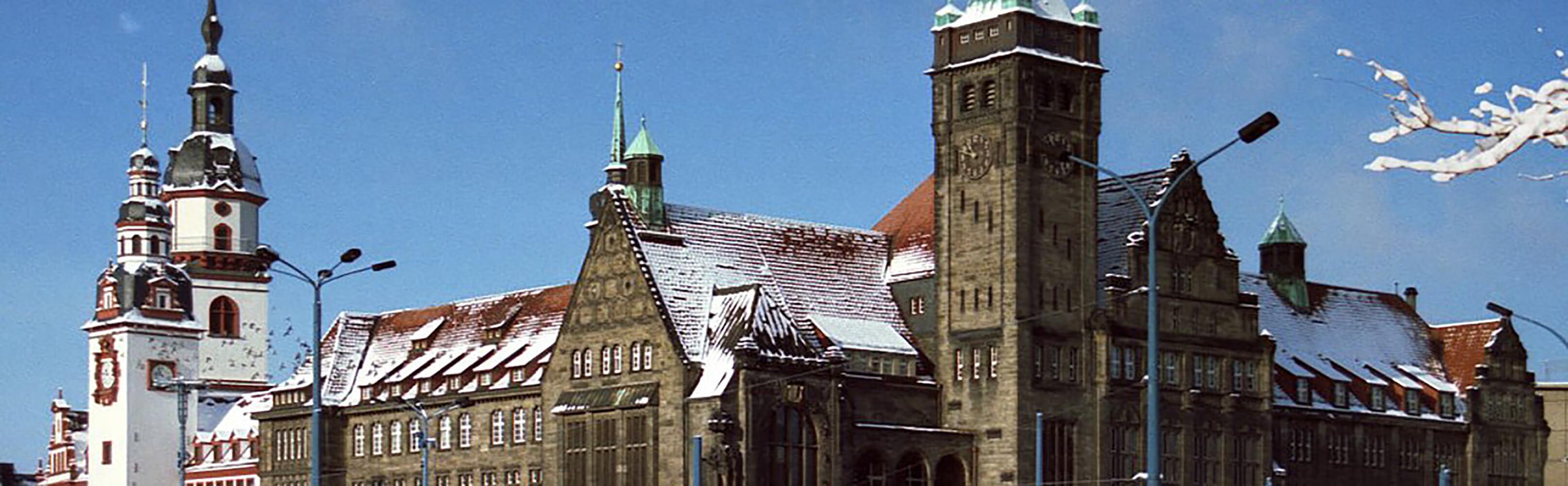 Altes Rathaus Chemnitz 1