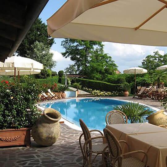 Isola d'Asti, Italien - Sunstar Boutique Hotel Castello di Villa