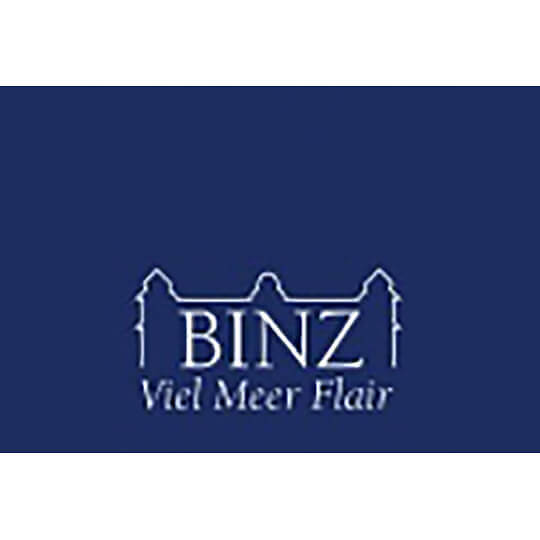 Logo zu Gemeinde Ostseebad Binz - Kurverwaltung