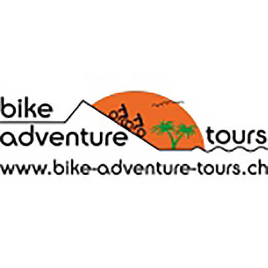 Logo zu bike adventure tours