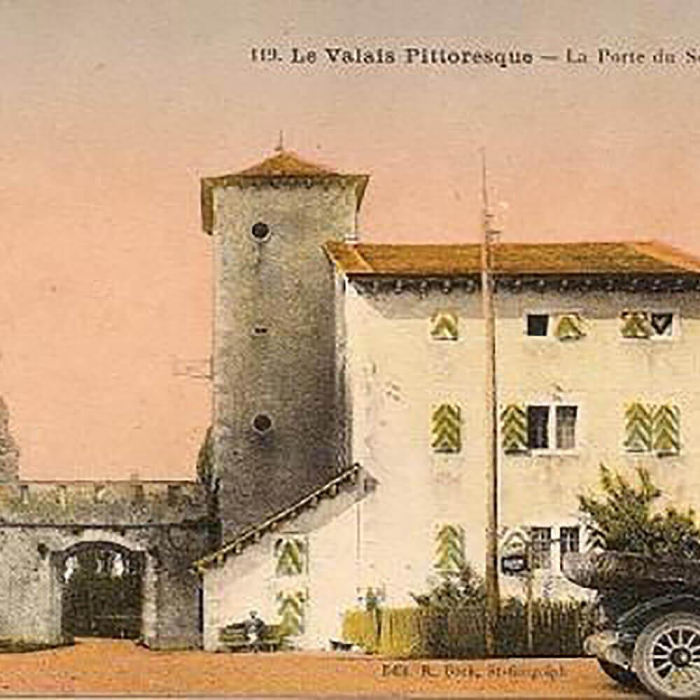 Musée historique du Chablais Vouvry
