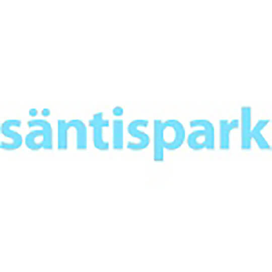 Logo zu Säntispark