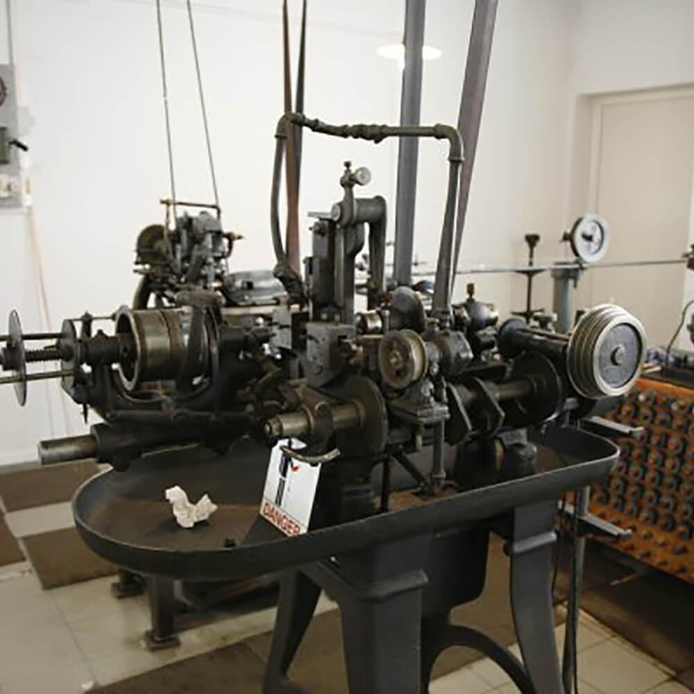 Spieldosen- und Automaten-Museum CIMA