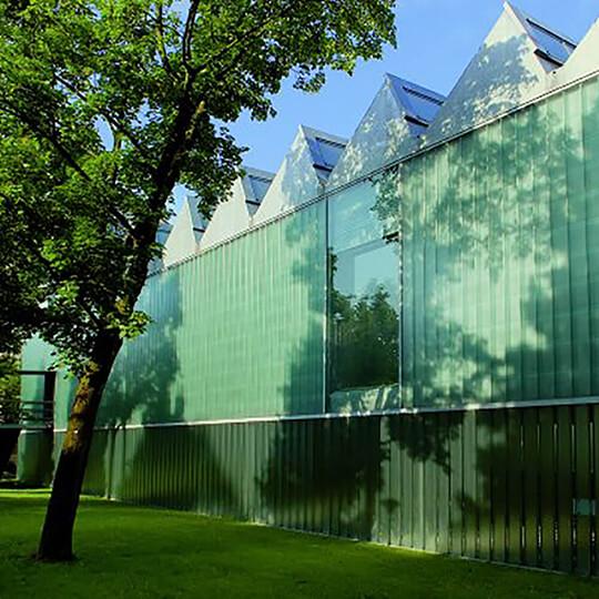 Vorschaubild zu Kunstmuseum Winterthur - Haus der Moderne