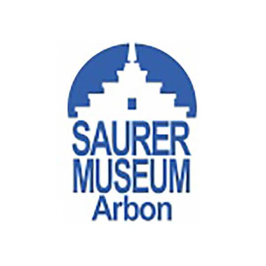 Logo zu SAURER MUSEUM ARBON -- lebendige Technik