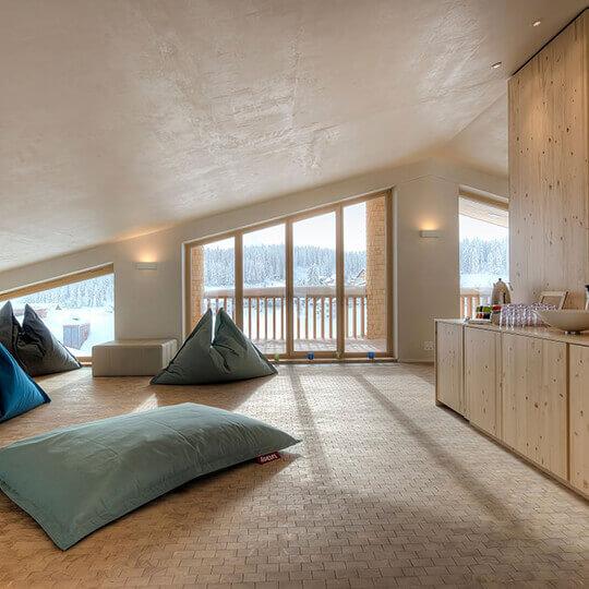 Bestzeit Lifestyle & Sport Hotel***S in Parpan 10