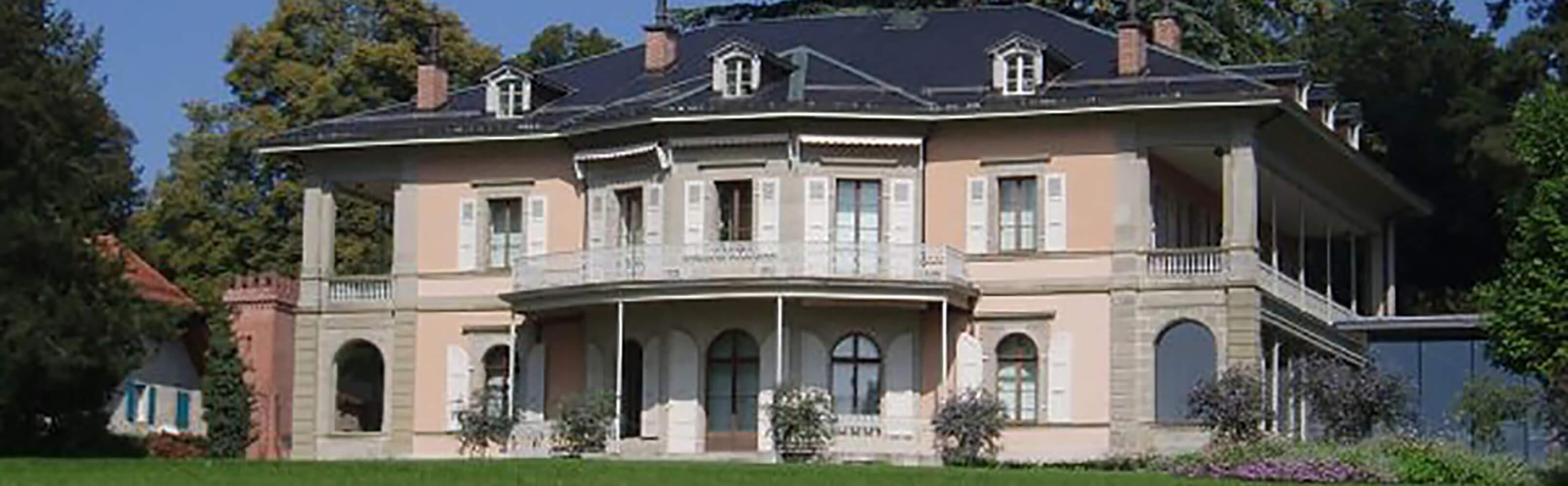 Fondation de l'Hermitage Lausanne