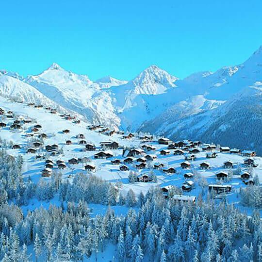 Brig Simplon – Geniessen Sie die Weite und Stille der Bergwelt